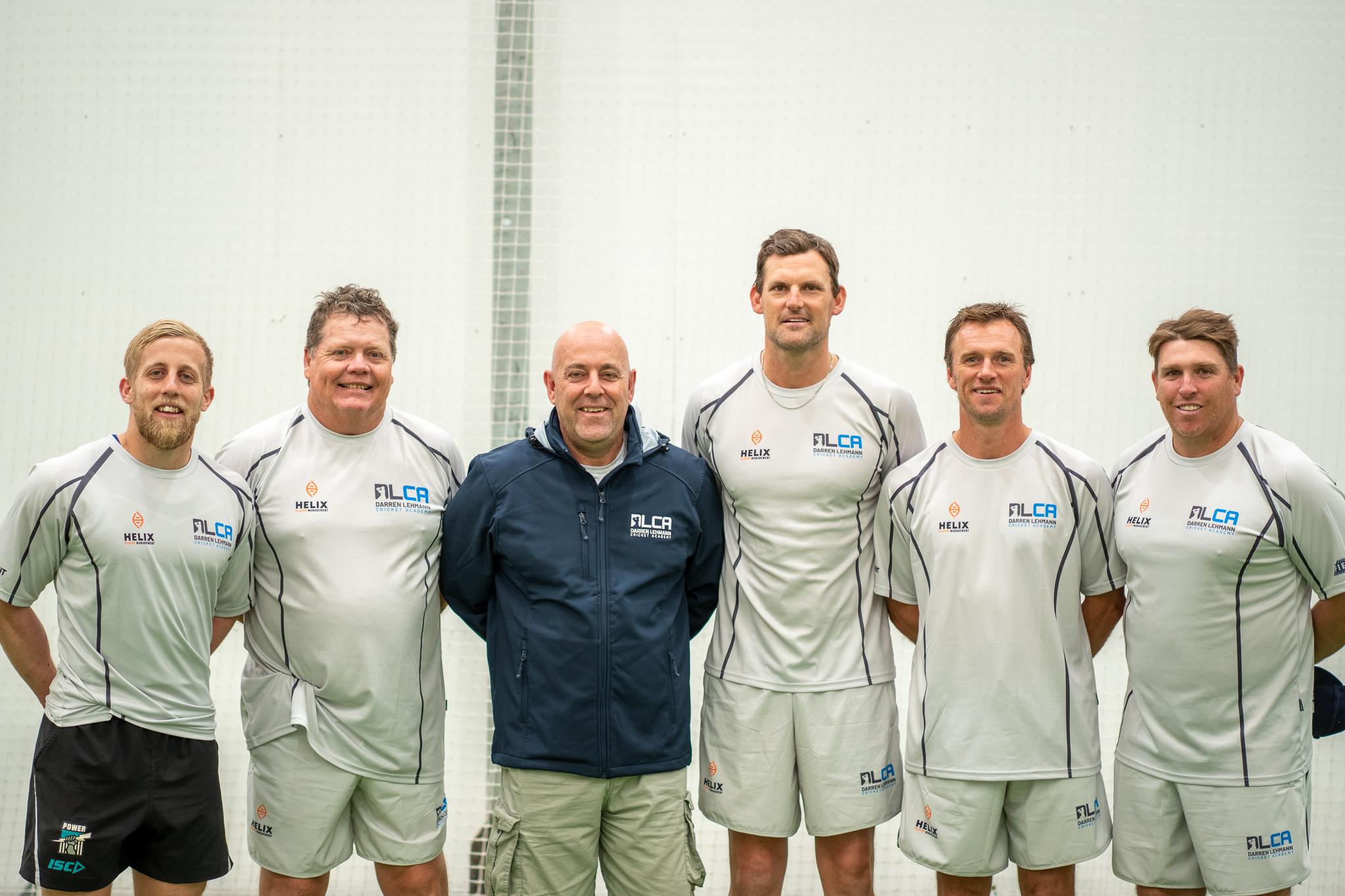 New DLCA coaching group