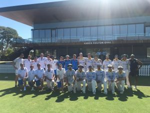 DLCA face off against another academy from Melbourne